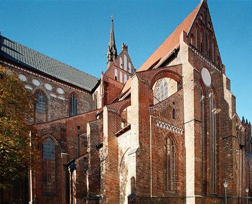 Ev.-Luth. Kirchengemeinde St. Marien und St. Georgen in Wismar