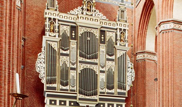 Orgel St. Nikolai Wismar