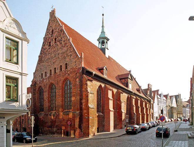 Kirchen Wismar